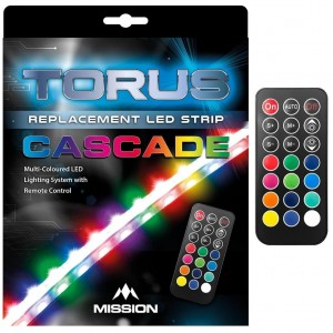 Vervangings Led Strip Multi Colour Torus