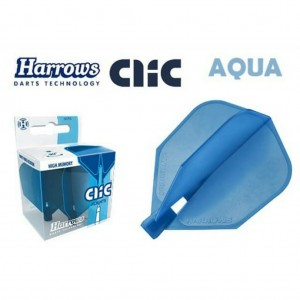 Harrows Clic Blue Flight