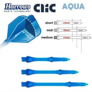 Harrows Clic Blue Shaft Slim