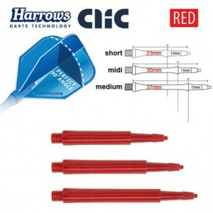Harrows Clic Red Shaft standard