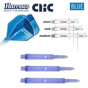 Harrows Clic Purple Shaft standard