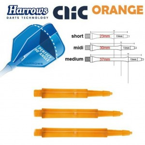 Harrows Clic Orange Shaft standard