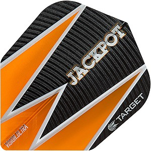 Vision Ultra Adrian Lewis Orange NO6 Target Flight