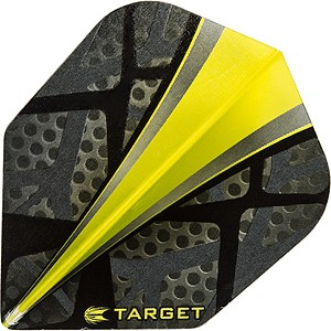 Vision Center Sail Yellow NO6 Target Flight