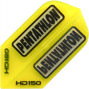 Pentathlon Flight Slim Hd 150 Geel