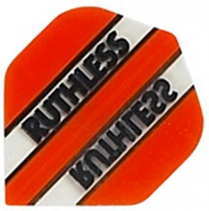 Ruthless Flights Clear Panels Oranje