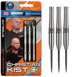Christian Kist 90% Tungsten Darts