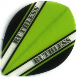 Ruthless V 100 Pro Green Pear Flight