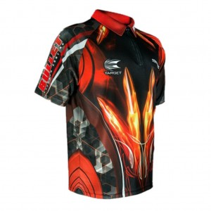 Target The Bullet Cool Play Breathable Dart Shirt