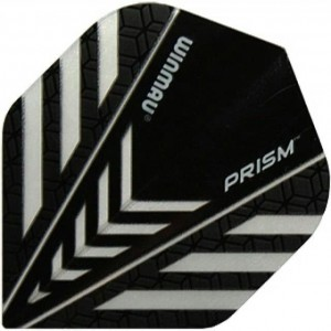 Prism Transparant Dart Flights