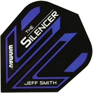 Winmau Jeff Smith ''The Silencer'' Flights