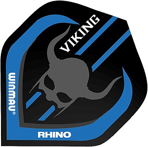 Rhino Andy Fordham ''The Viking'' Dart Flights