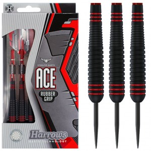 Harrows Ace Rubber Dartpijlen 20-22-24-26 Gram