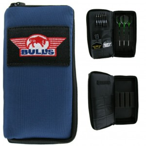 Bull's Basic Pak Medium - Nylon Blue