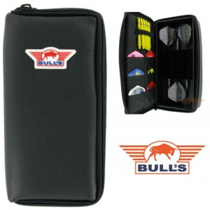Bull's Black Pak Leather Black