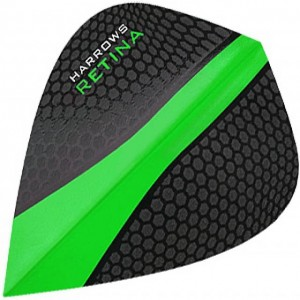 Harrows Retina Kite Flights Groen