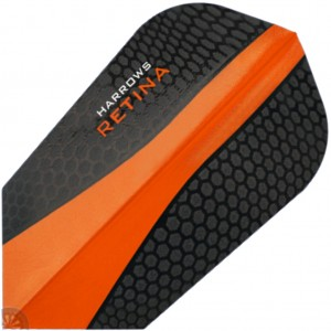 Harrows Retina Slim Flights Oranje