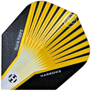 Harrows Prime Flights Fan Geel
