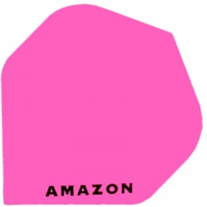 Amazon Flights Solid Fluo Roze