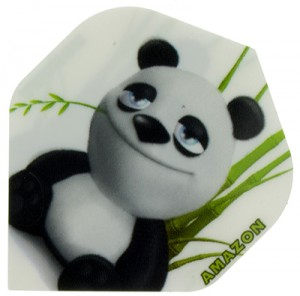 Amazon Cartoon Panda Flights