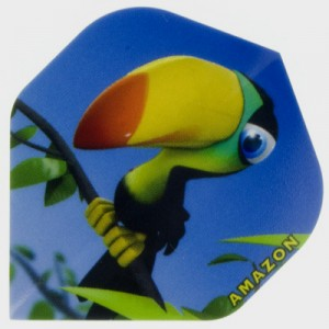 Amazon Cartoon Toucan Flights