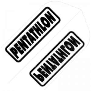 Pentathlon Flight Slim 100 Wit