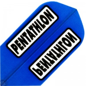 Pentathlon Flight Slim 100 Blauw
