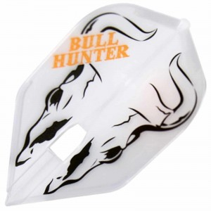 L-Style Signature  Shape Bull Hunter Clear White