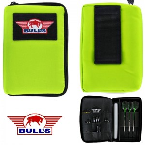 Bull's Basic Pak Large - Nylon Lime