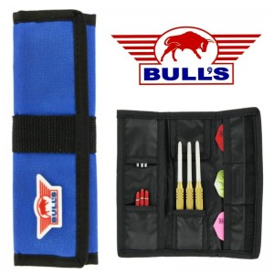 Bull's Nylon Dartsak Blue