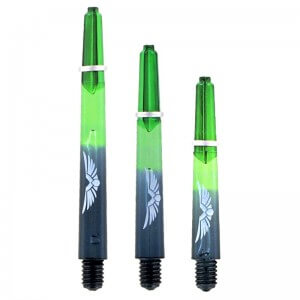 Shot! Eagle Claw Green Shafts
