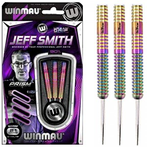 Jeff Smith Rainbow 90% Dartpijlen 23 Gram