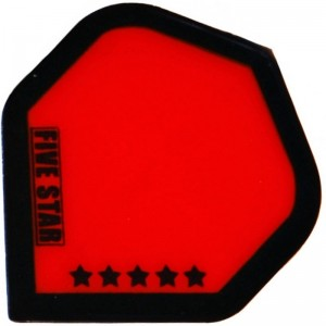 Bulls Five Star Flights Rood