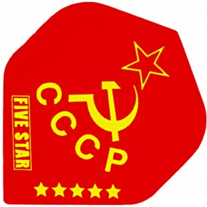 Bulls Five Star Flights CCCP