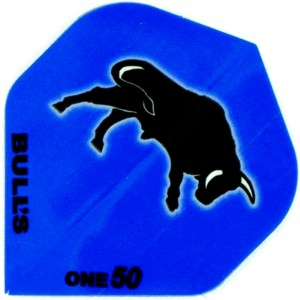 Bulls One50 Flights Blue