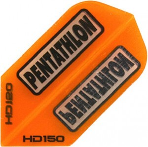 Pentathlon Flight Slim Hd 150 Oranje