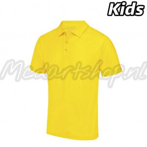 Mcdartshop Coolmax Shirt Kids Geel