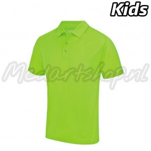 Mcdartshop Coolmax Shirt Kids Groen