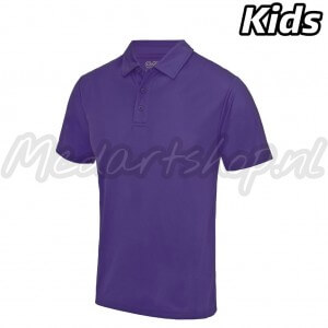 Mcdartshop Coolmax Shirt Kids Paars