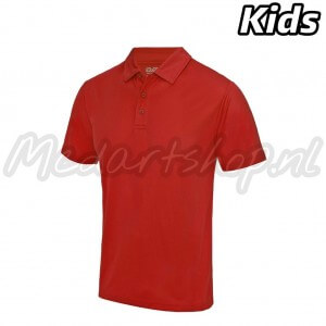 Mcdartshop Coolmax Shirt Kids Rood