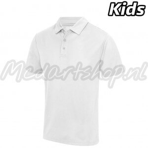 Mcdartshop Coolmax Shirt Kids Wit