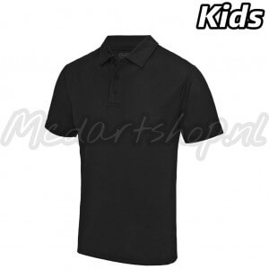 Mcdartshop Coolmax Shirt Kids Zwart