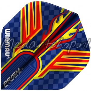 Winmau Prism Alpha Calibra Flights