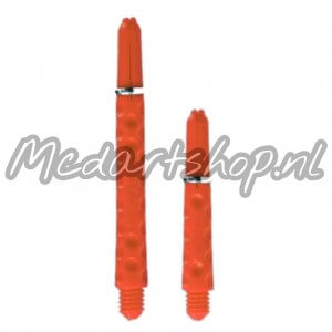 Harrows Dimplex Shafts Fire Red