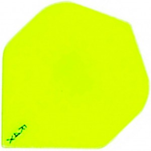 Ruthless R4X Flights Solid Fluo Geel