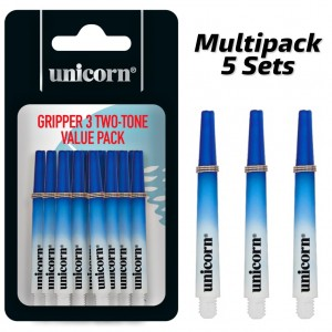 Unicorn Gripper 3 Two Tone Blauw Multipack
