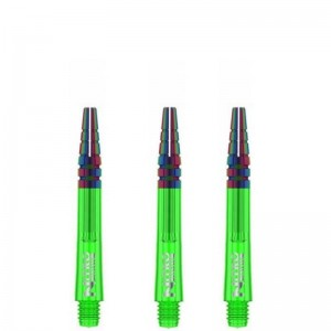Red Dragon Nitrotech Ionic Shafts Short Groen