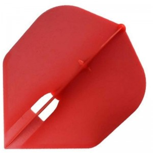 L Style Champagne Dart Flights Shape Rood