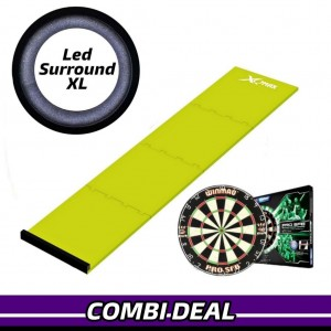 Basic XL Led Surround Advanced Pakket Groen