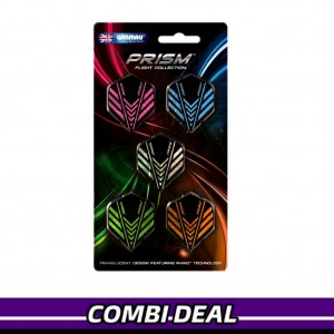 Winmau Prism Flights Collectie 5 Sets